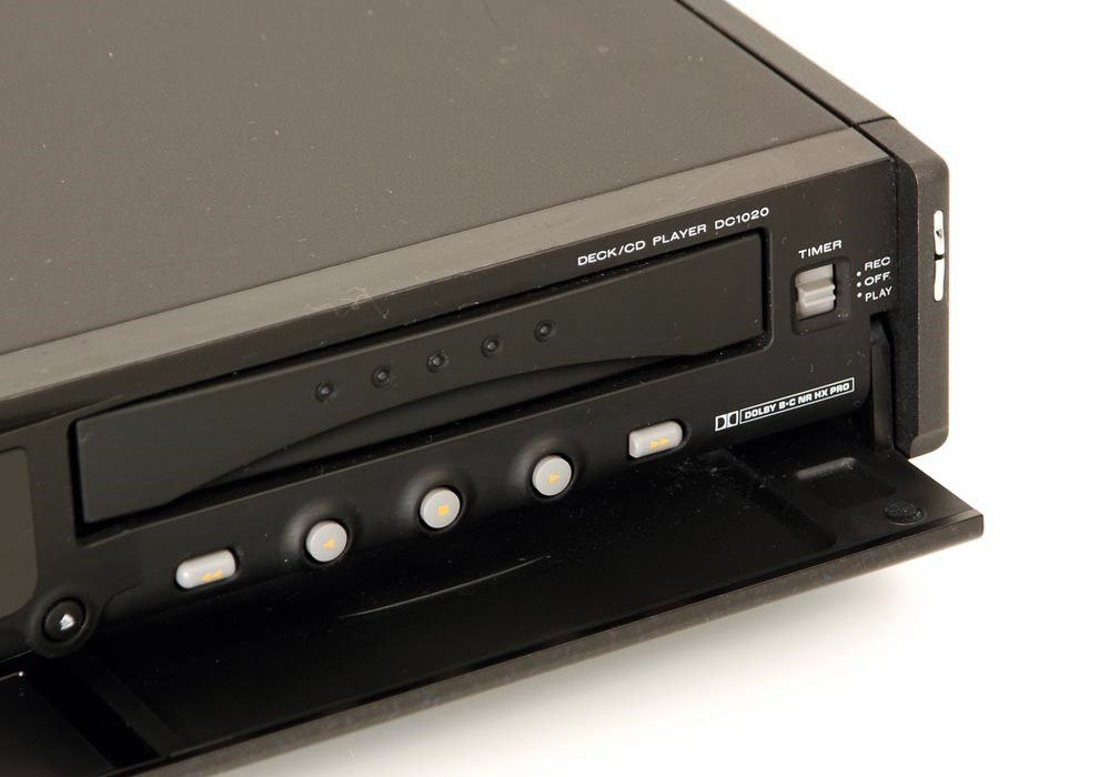 Marantz DC-1020 CD-Player + Tapedeck