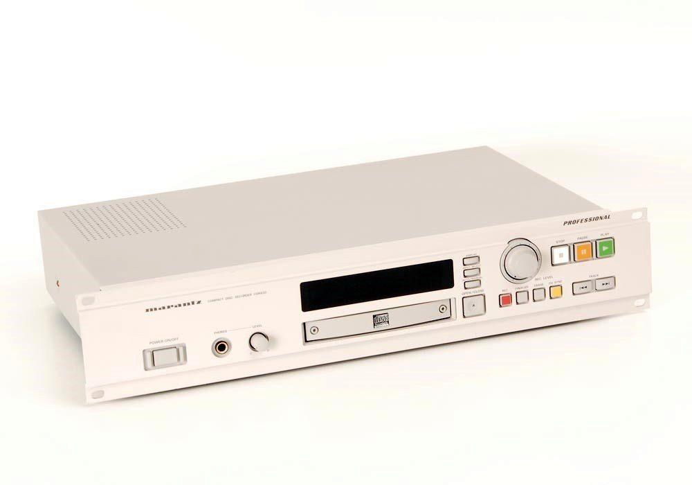Marantz CDR-630 Professional