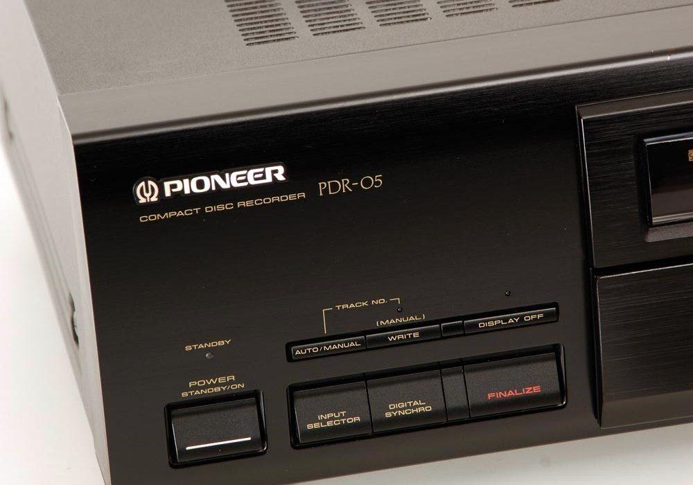 Pioneer PDR-05 CD播放机