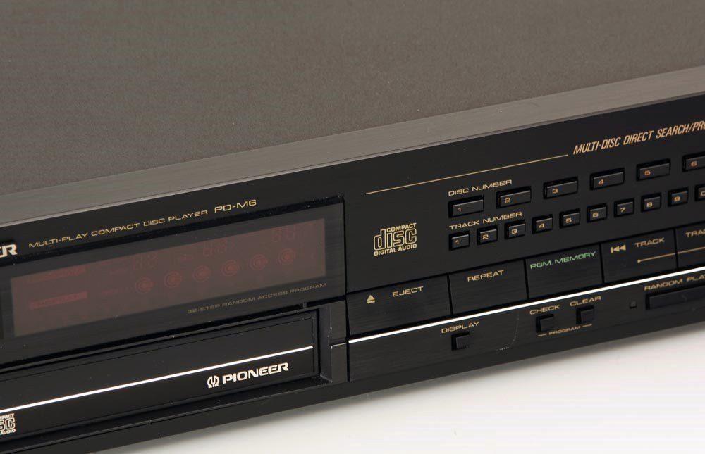 Pioneer PD-M6 CD播放机