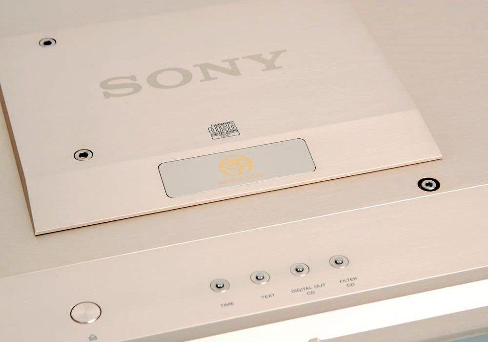 SONY SCD-777ES CD播放机