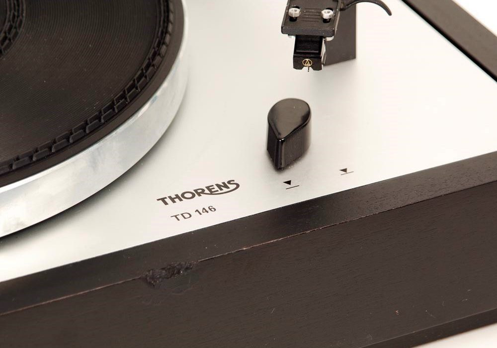 Thorens TD-146 + SME 3009