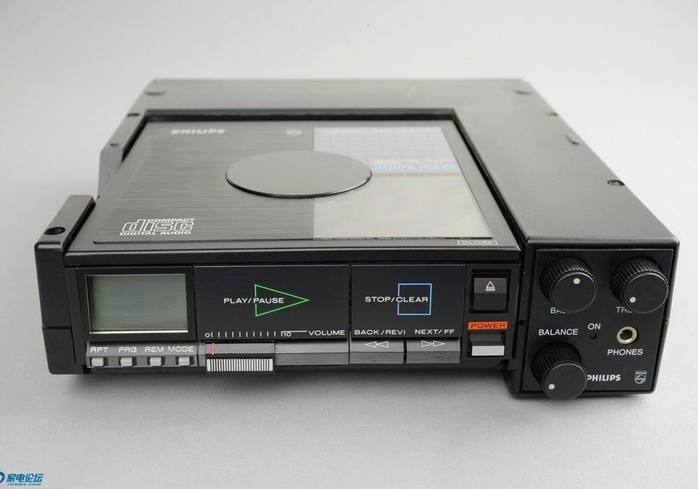 飞利浦 Philips CD10 CD随身听+耳放