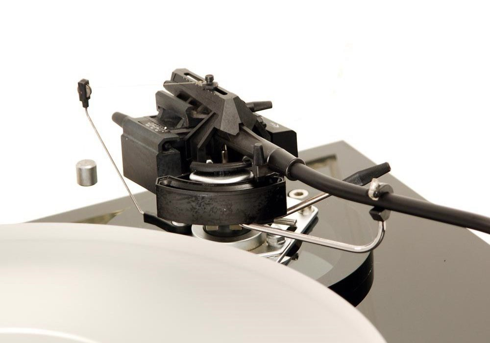 Transrotor Connoisseur mit SME 3009