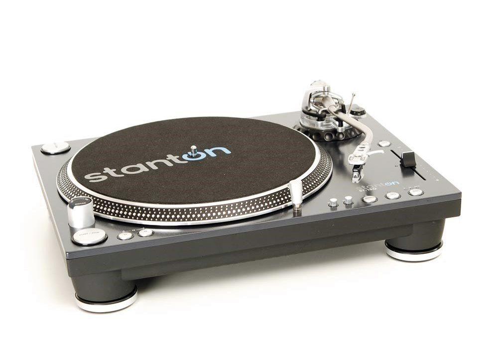 Stanton ST-150 黑胶唱机
