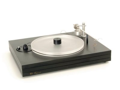 Well Tempered Record Player