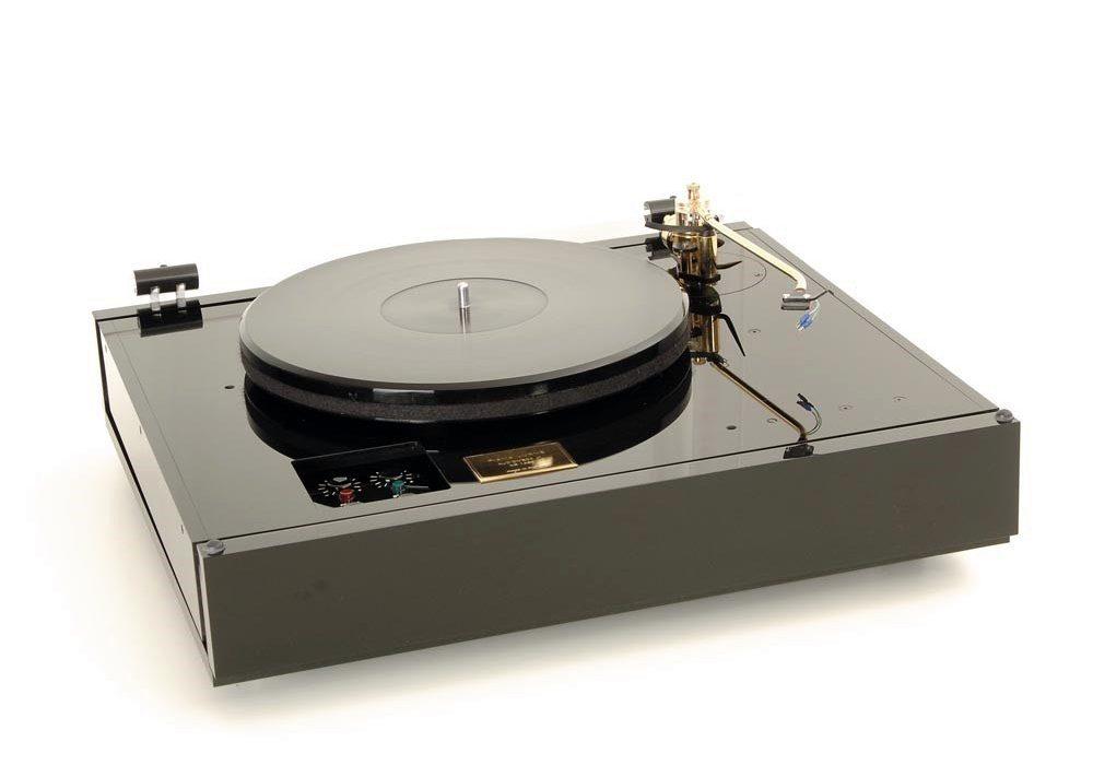 Audiomeca Pierre Lurne J 1 mit Morch DP 6