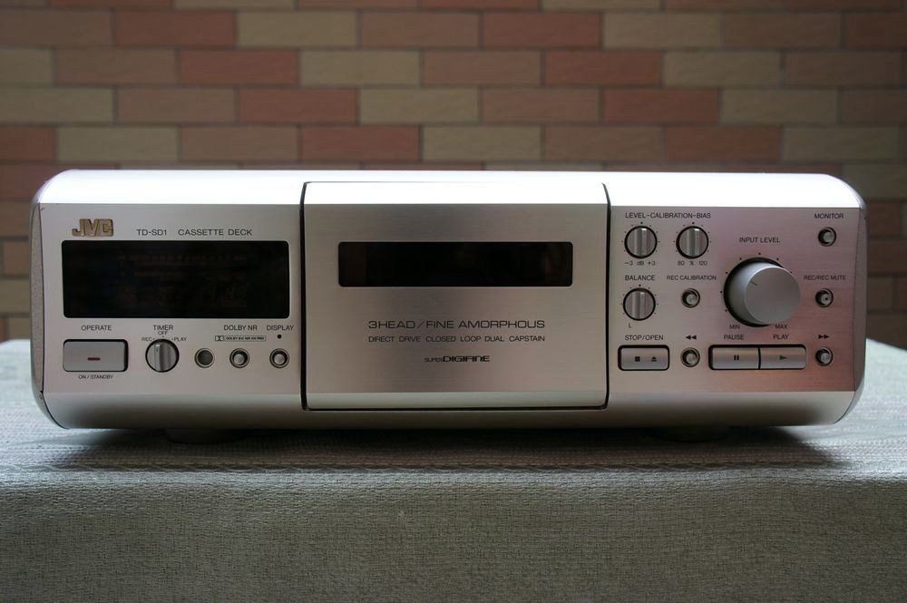 JVC TD-SD1卡座