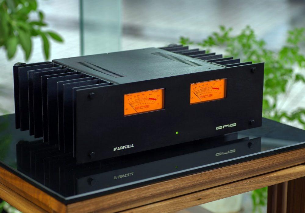 美国 Ampzilla (GAS) 发烧立体声后级 – 广安经典音响