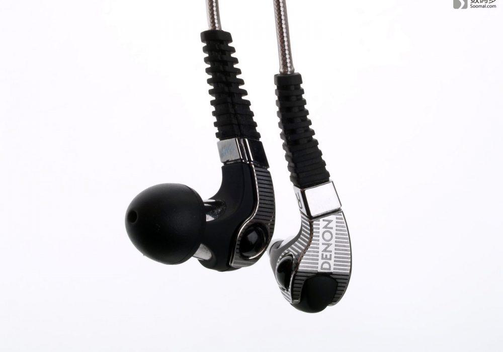 DENON 天龙 AH-C400 入耳式耳机