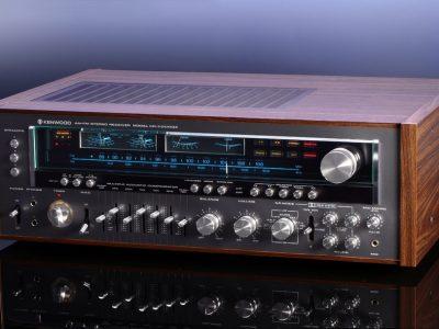 KENWOOD KR-11000GX FM/AM 收音头