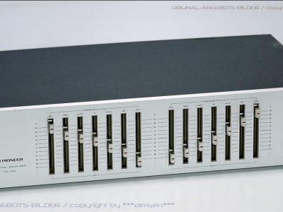 先锋 PIONEER SG300 图形均衡器