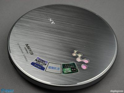 索尼CD机 SONY D-NE830
