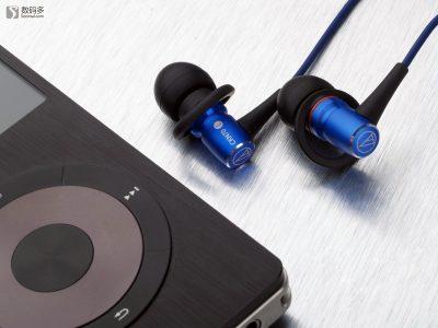 Audio-Technica 铁三角 ATH-CKN70 入耳式耳机
