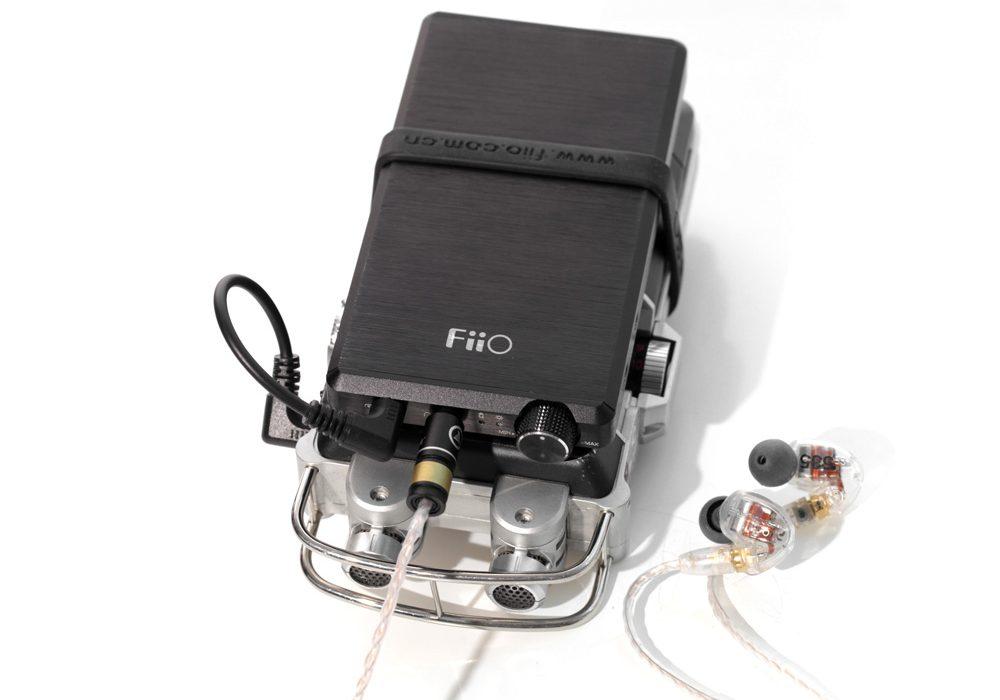 Fiio MONT BLANC-E12 便携耳机放大器