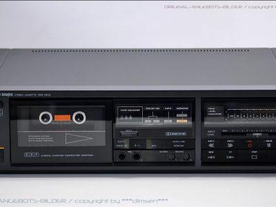 安桥 ONKYO Integra TA-2350 三磁头卡座
