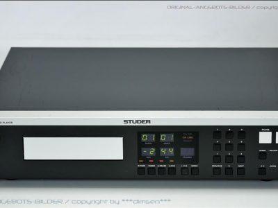 STUDER CD221 专业CD播放机