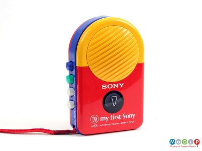 My First Sony personal cassette player