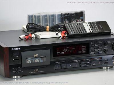 索尼 SONY DTC-57ES DAT播放机