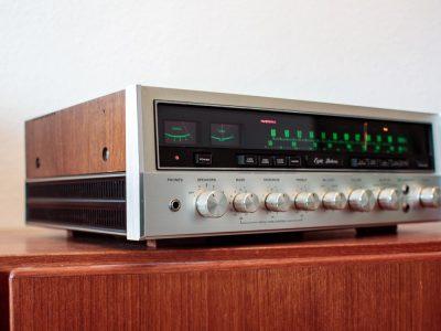山水 SANSUI 8 Deluxe 收音头
