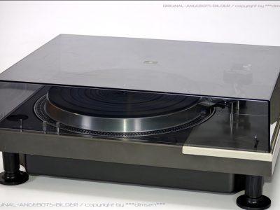 松下 Technics SL-1100 黑胶唱机
