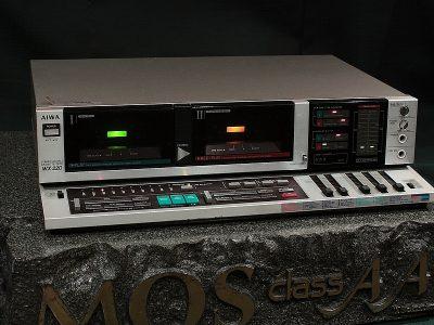 爱华 AIWA AD-WX220 立体声双卡座
