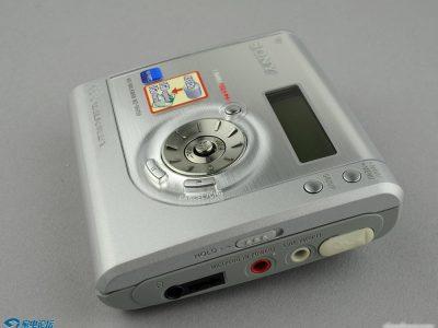 索尼Hi-MD机 SONY MZ-NH700