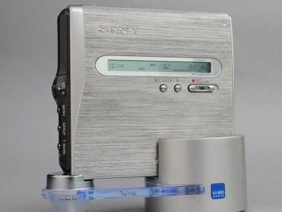 索尼Hi-MD机 SONY MZ-NH1