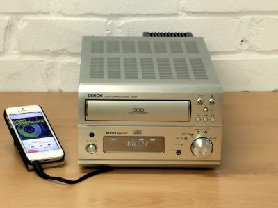 天龙 DENON UD-M50 桌面音响主机