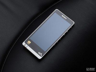 索尼 SONY NWZ-ZX1 便携式音乐播放器 图集[Soomal]