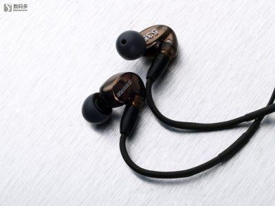 Shure 舒尔 SE535 入耳式动铁耳机