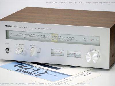 雅马哈 YAMAHA CT-710 AM/FM 立体声收音头