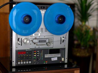 STUDER A810 BBC专业电台内部版2轨开盘机(嫁出) - 广安经典音响