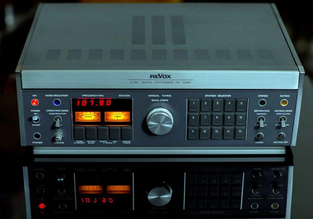 瑞华士 Revox B760 收音头
