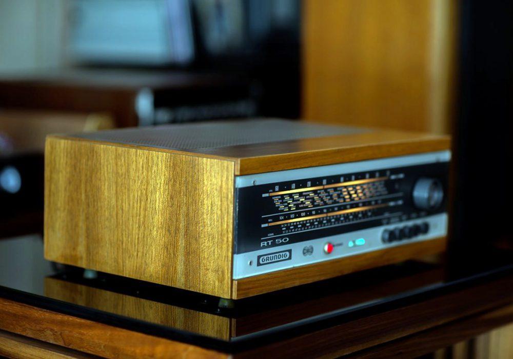 Grundig RT50 电子管收音头