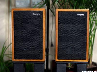 Rogers LS3/5A 监听音箱