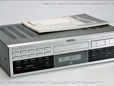 REVOX B226 MKII 顶级CD机
