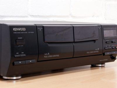 建伍 KENWOOD KX-W1030 双卡座