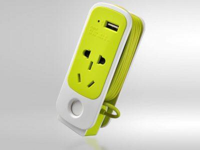 便携式 旅行插座