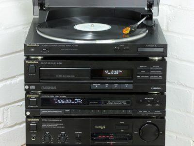松下 Technics ST-X820 组合音响