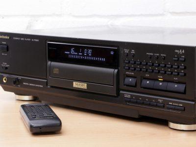 松下 Technics SL-PS900 CD播放机