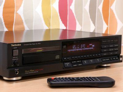 松下 Technics SL-P550 CD播放机