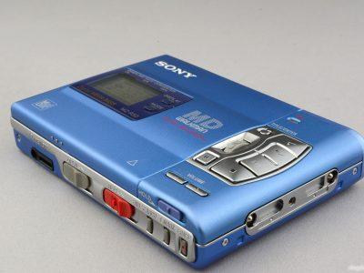 索尼 SONY MZ-R50 MD随身听