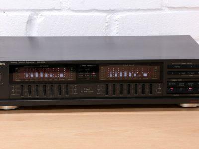 松下 Technics SH-8058 均衡器