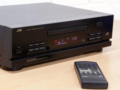 JVC XL-E66 CD播放机