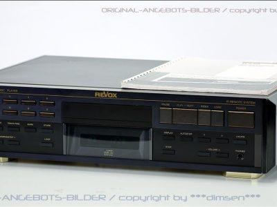 REVOX B226-S 高级CD唱机