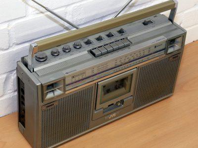 JVC RC-656LB 立体声收录机 (1980年)