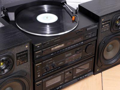 松下 Technics SAX-800L Hi-Fi 音响组合
