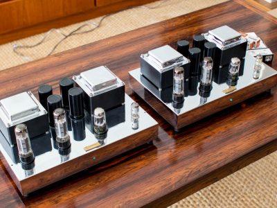 Kebschull 35/70 Tube 'Mono Block' Amplifiers