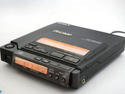 索尼顶级 SONY D-Z555 CD随身听